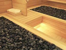 浴場型岩盤浴